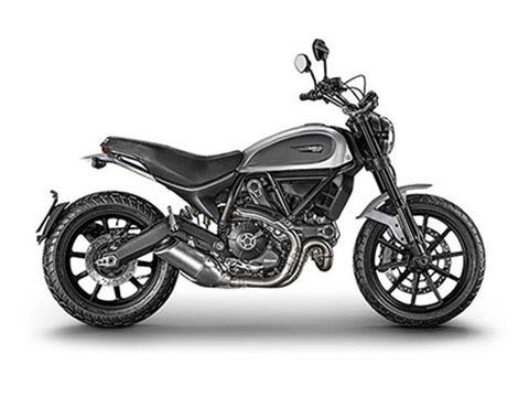 2017 Ducati Scrambler Icon