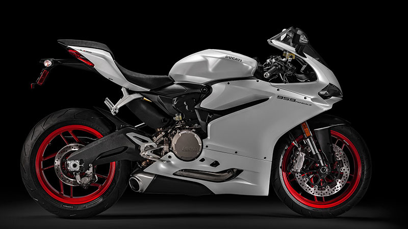 2017 Ducati Superbike 959 Panigale (US version)