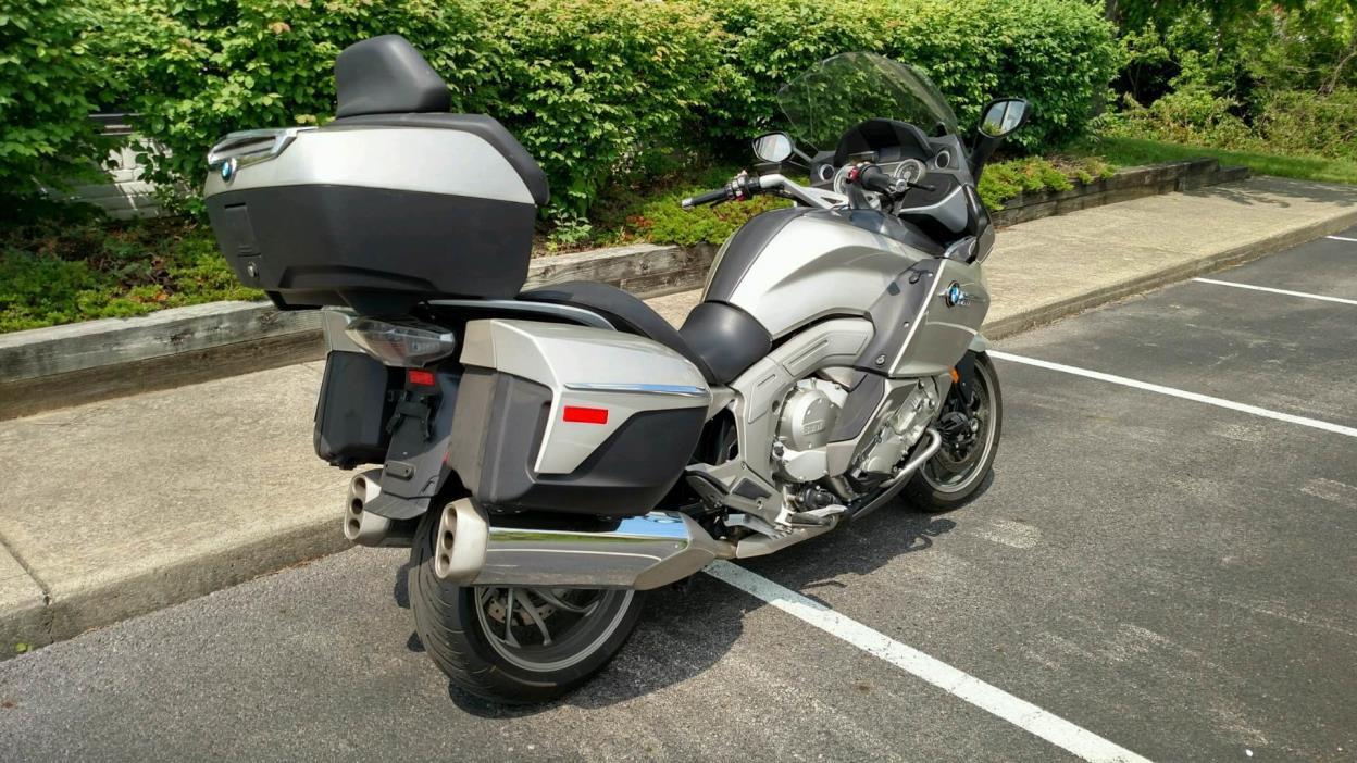 2012 BMW K 1600 GTL