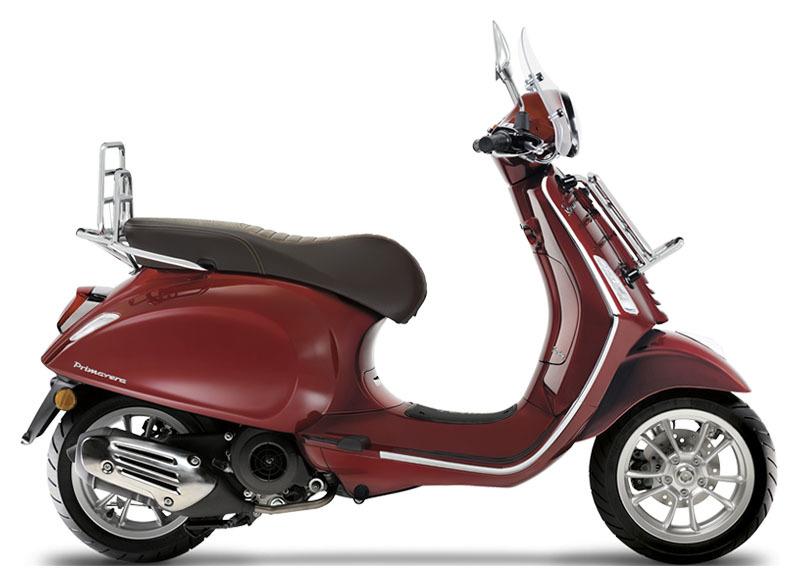 2019 Vespa Primavera 150 Touring