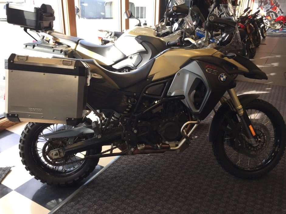 2014 BMW F 800 GS Adventure