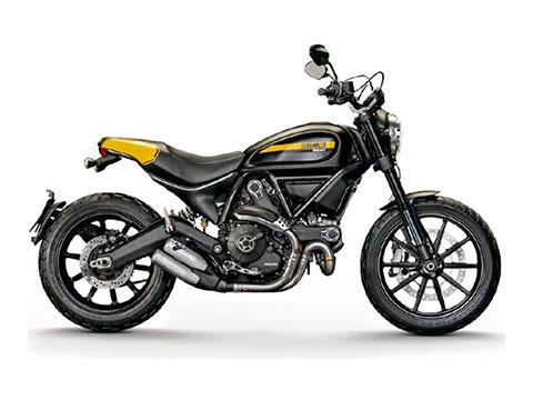 2017 Ducati Scrambler Full Throttle