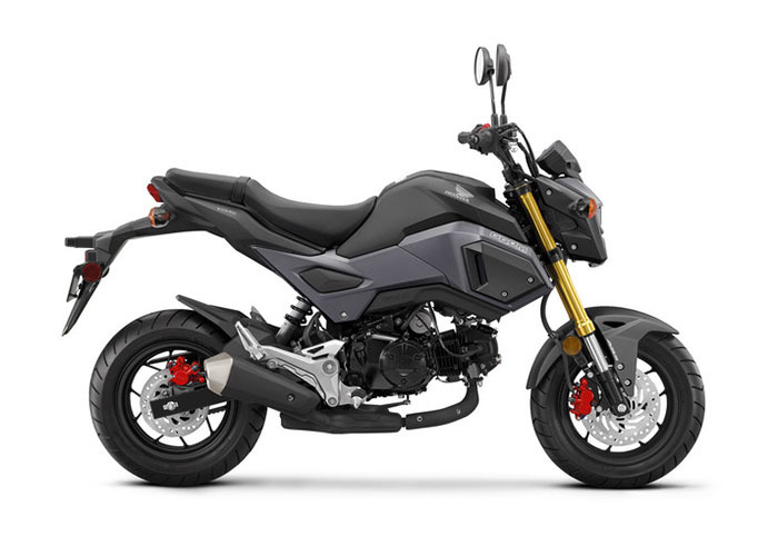 2018 Honda Grom ABS