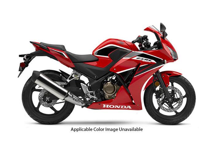 2018 Honda CBR300R