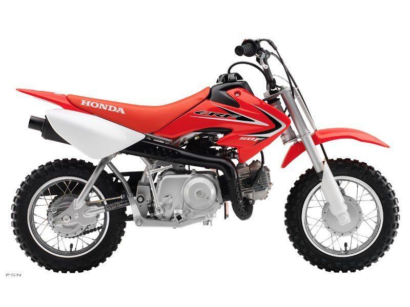 2012 Honda CRF50F