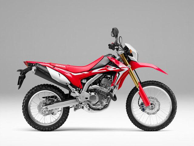 2018 Honda CRF250L ABS