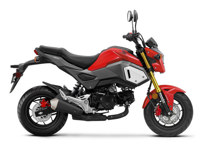 2019 Honda Grom ABS