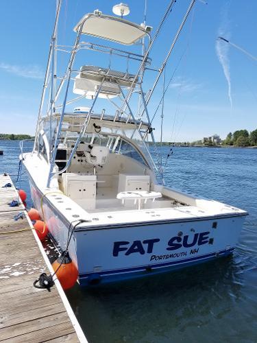 2008 Grady-White 282 sailfish