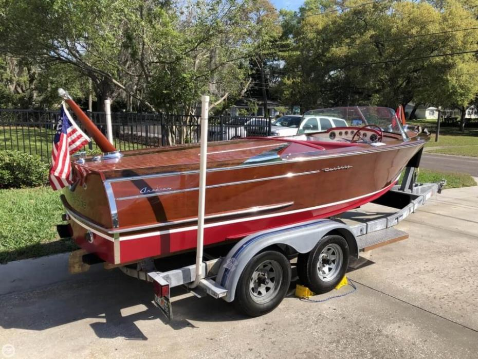 1951 Chris-Craft Special Runabout