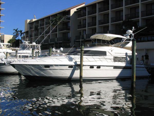 1990 Ocean Yachts 55 Convertible Super Sport