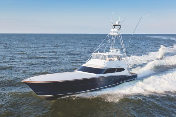 2010 Viking 82 Convertible