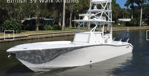 2007 Marlago 35 Marlin Cuddy