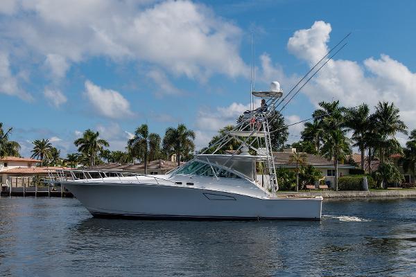 1990 Custom Carolina Island Boatworks, 41 express