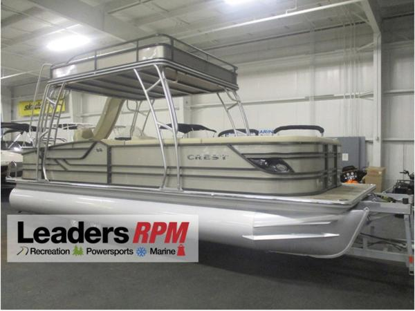 2016 Sun Tracker Fishin' Barge 24 DLX