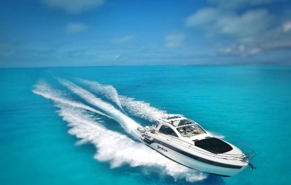 1998 Silverton 46 Motor Yacht