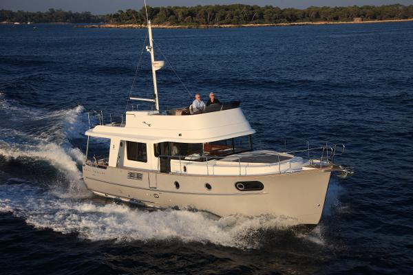 1985 Custom LePage 41 Pilothouse Trawler