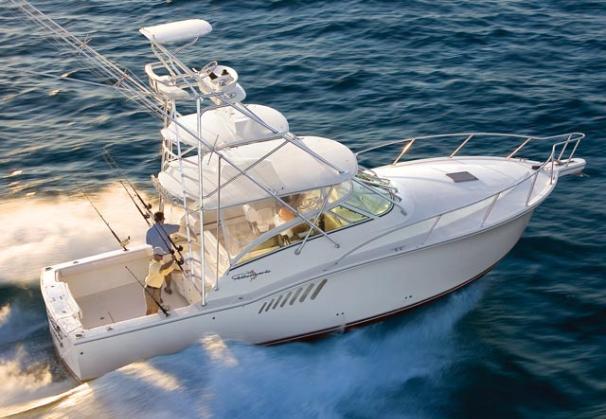2003 Monterey 322 Cruiser