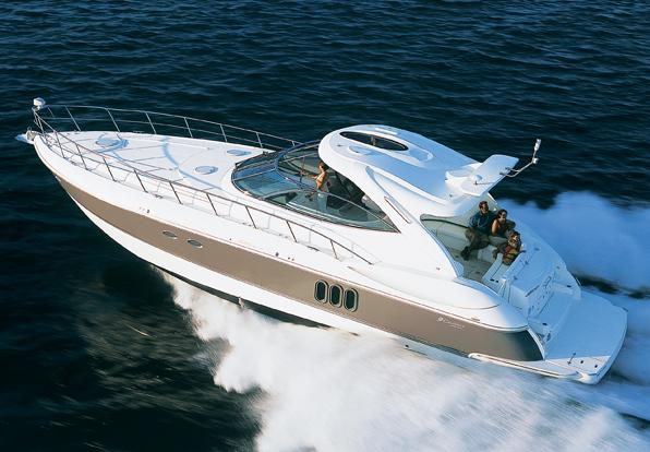 1998 Sunseeker Superhawk 48