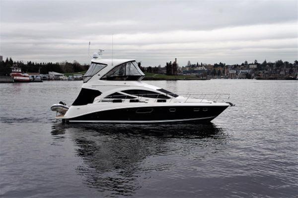 1987 Viking 41 Convertible