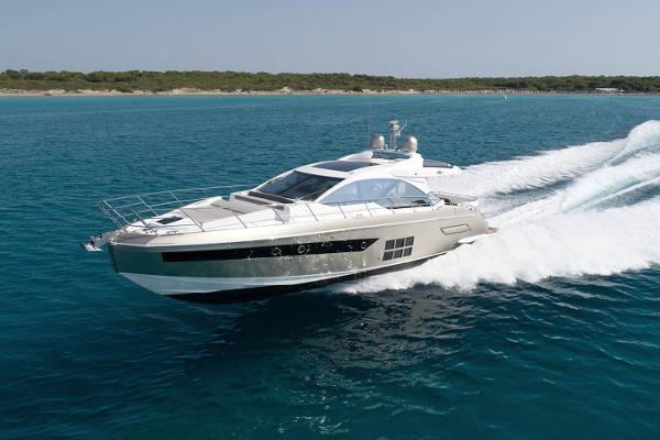 1996 Viking 54 Motor Yacht