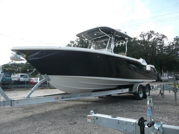 2018 Sea Pro 239 Deep V Series