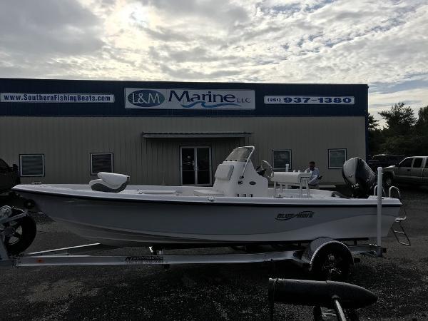 2018 Sea Pro 172 Bay Series