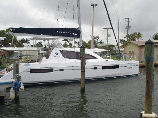 2001 Voyage Yachts 440