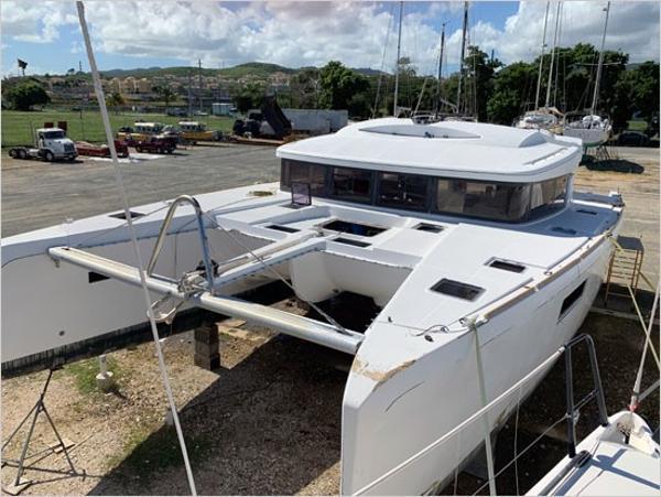 1996 Voyage Mayotte Go-Anywhere Catamaran