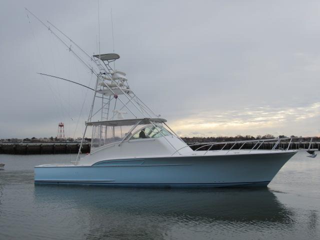 2005 Albemarle 410 Express Fisherman