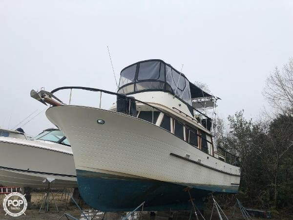 1984 Mainship mark 3