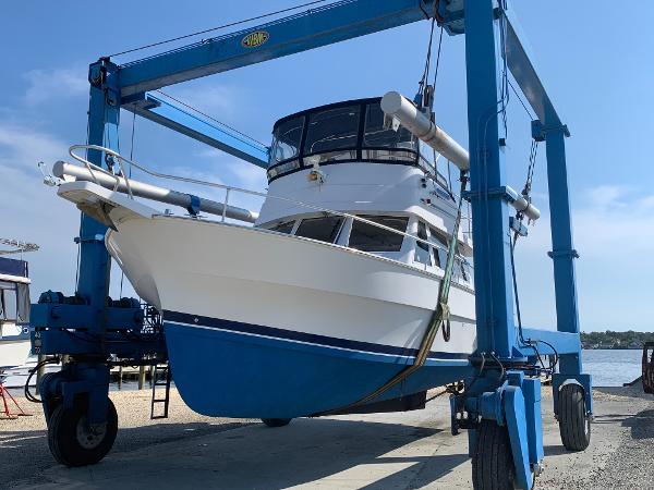 1988 Nova Heritage East Sundeck Trawler