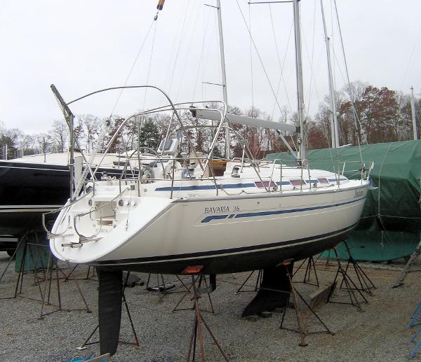2011 Seaward 32 RK