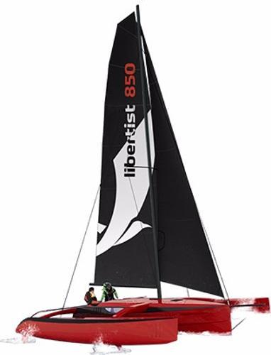 2017 Rega Yachts Libertist 850 Trimaran