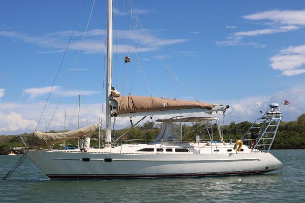 1981 Morgan 416 Out Island Yanmar Diesel