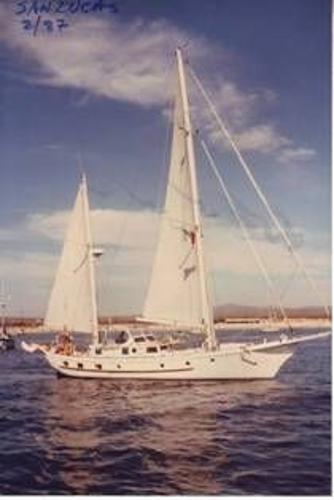 1992 Freedom 45 CC