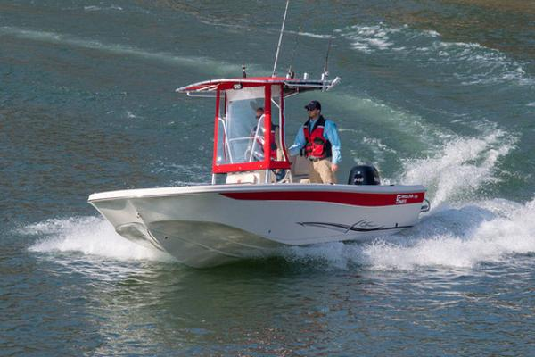 2015 Carolina Skiff JVX Series 18C