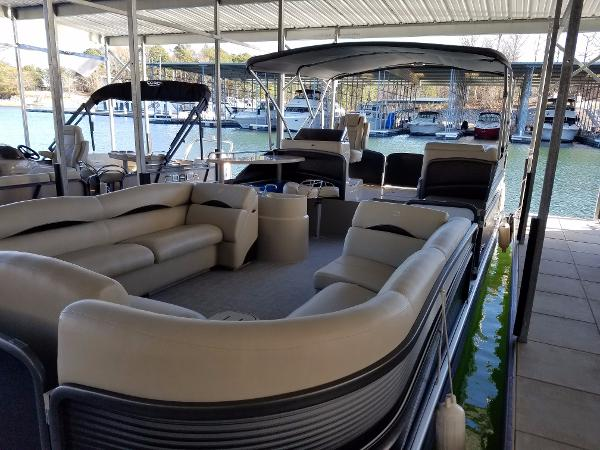 2019 Aqua Patio AP 259 DFL