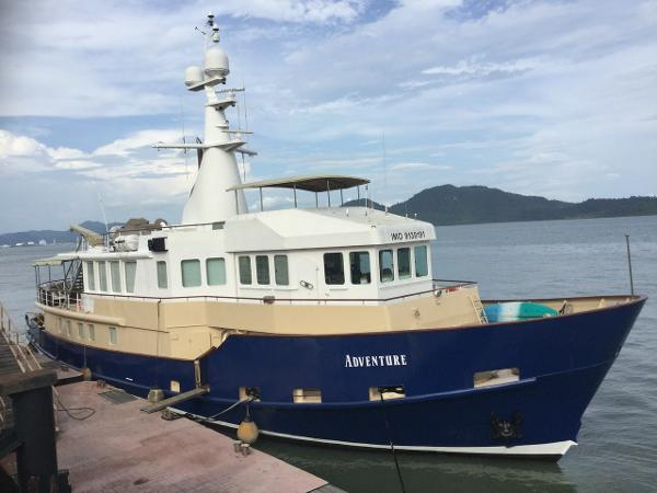 2005 Stardust Houseboats 100x20 Custom