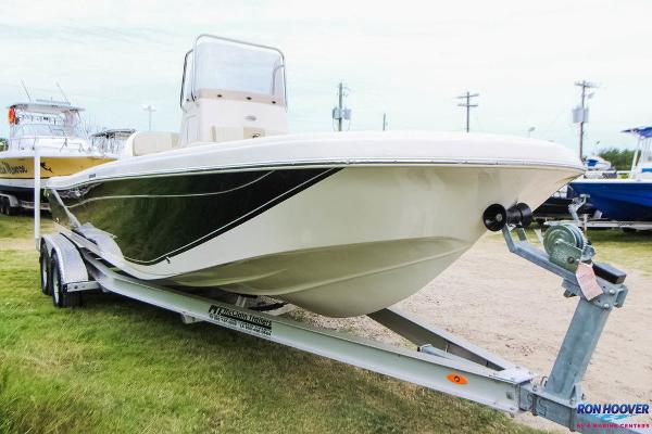 2019 Carolina Skiff 218 DLV