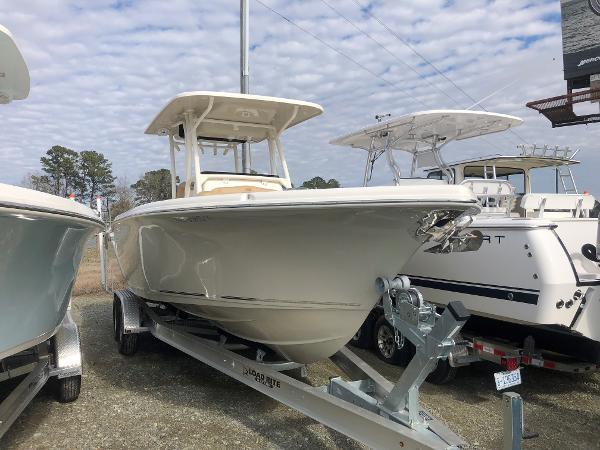 2019 Carolina Skiff 258 DLV