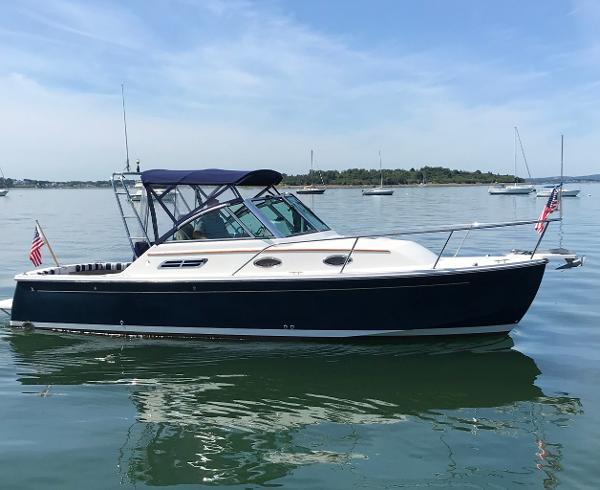 2000 Monterey 242 Cruiser