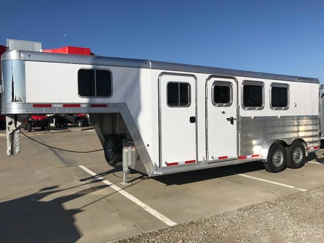 2018 Featherlite Trailers 8541-703H