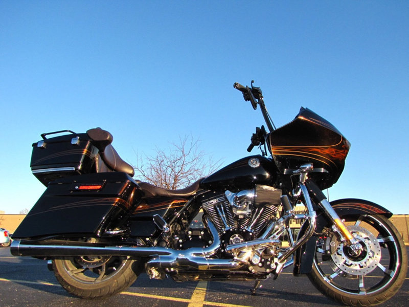 2012 Harley-Davidson CVO ROAD GLIDE CUSTOM FLTRXSE