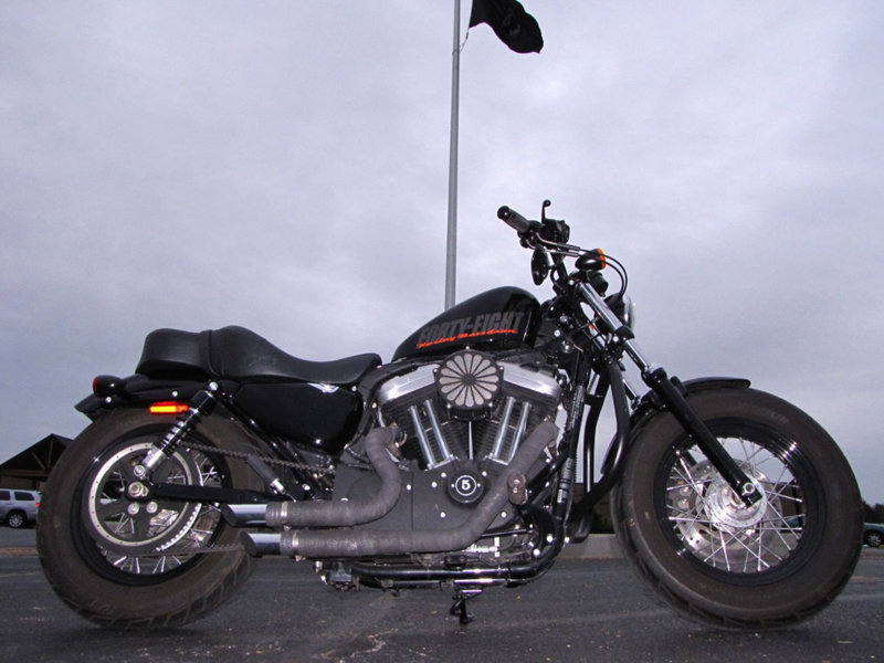 2013 Harley-Davidson SPORTSTER FORTY-EIGHT XL1200X