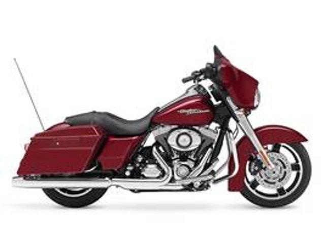 2010 Harley-Davidson STREET GLIDE FLHX