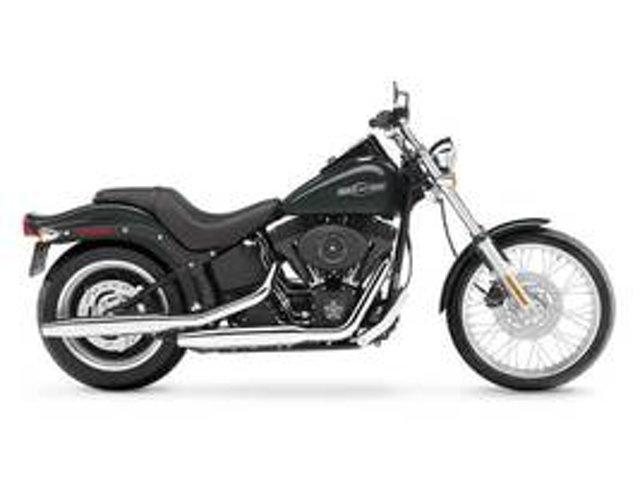 2006 Harley-Davidson SOFTAIL NIGHT TRAIN FXSTBI