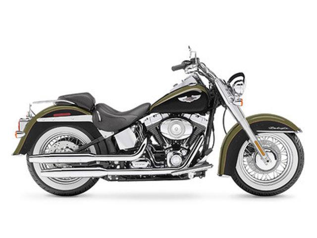 2007 Harley-Davidson SOFTAIL DELUXE FLSTN