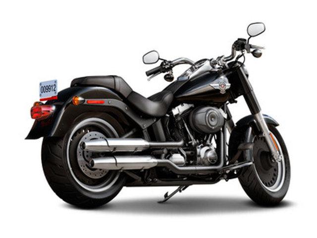 2014 Harley-Davidson SOFTAIL FAT BOY LO FLSTFB
