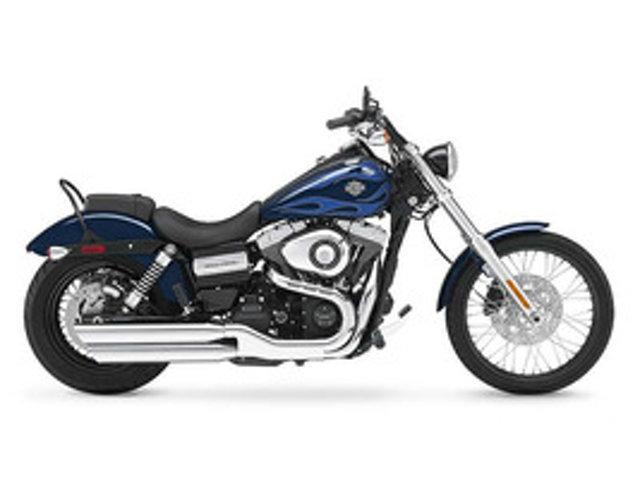 2013 Harley-Davidson DYNA WIDE GLIDE FXDWG