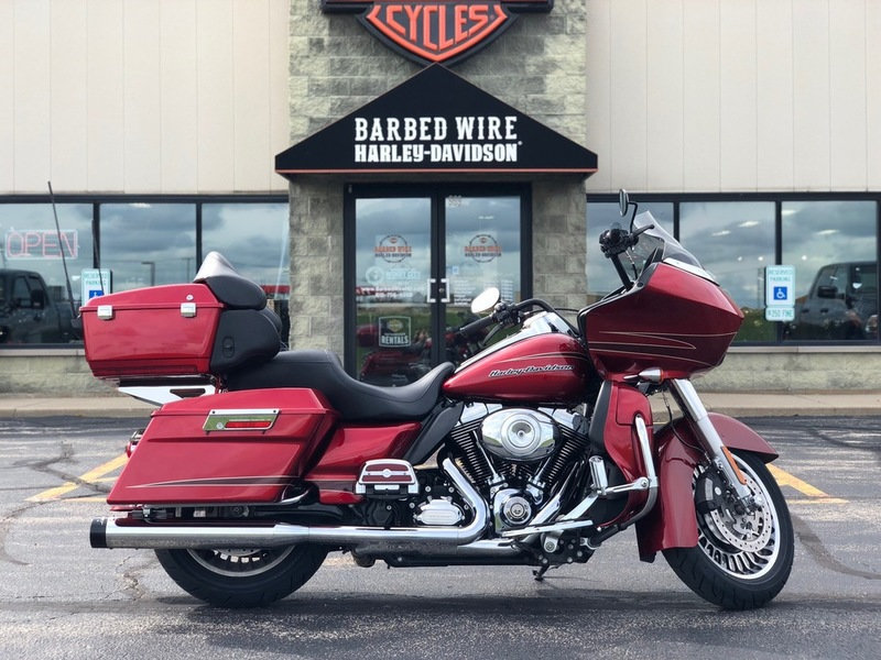 2012 Harley-Davidson ROAD GLIDE ULTRA FLTRU
